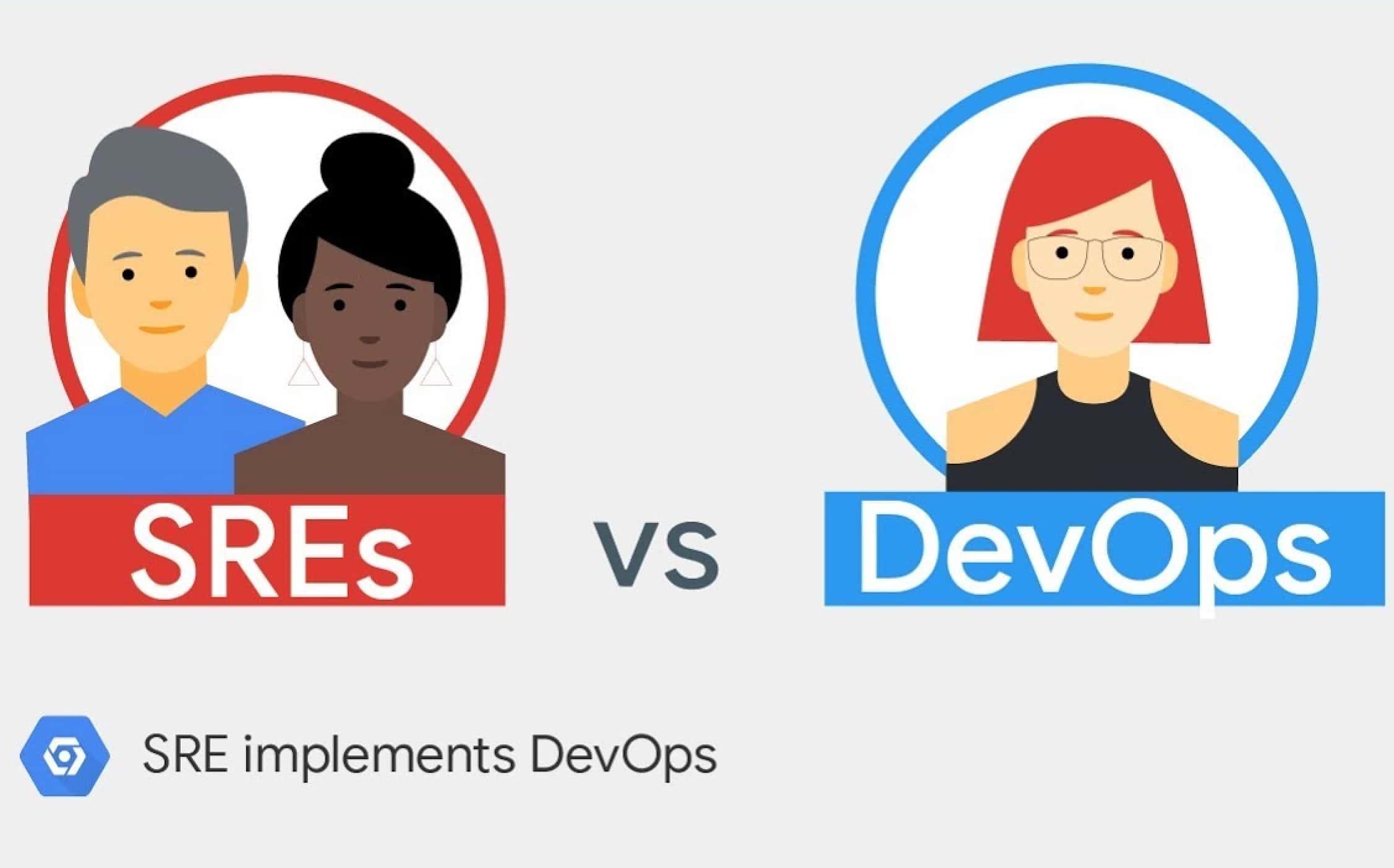 SREs vs DevOps – SREとDevOpsの違いとは