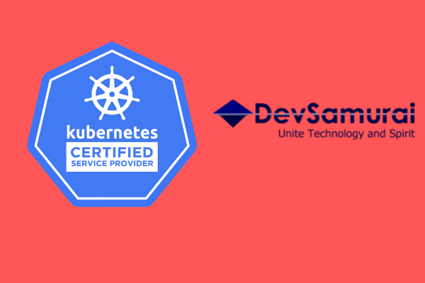 DevSamurai is now a Kubernetes Certified Service Provider (KCSP)